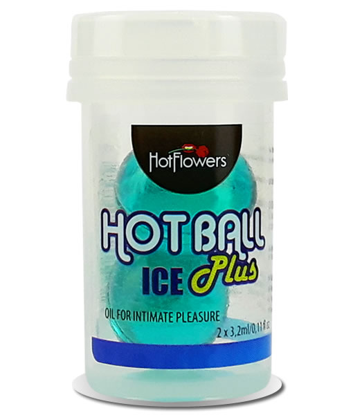 Hot Ball Ice - Hot Flowers