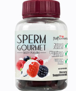 Sperm Gourmet Tasty Pleasure Hot Flowers