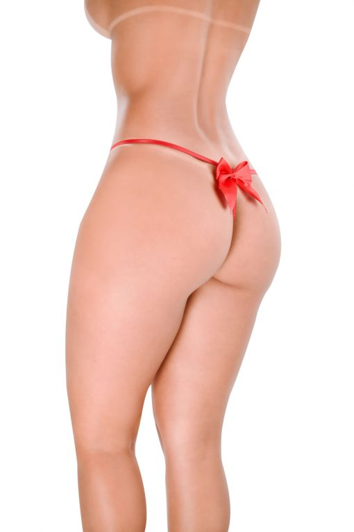 HT001PI G-string Romantic color pepper by Hot Flowers