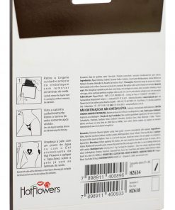HZ634 Edible Lingerie Karamela Chocolate