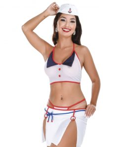 HF025 Desire Sailor costume Hot Flowers