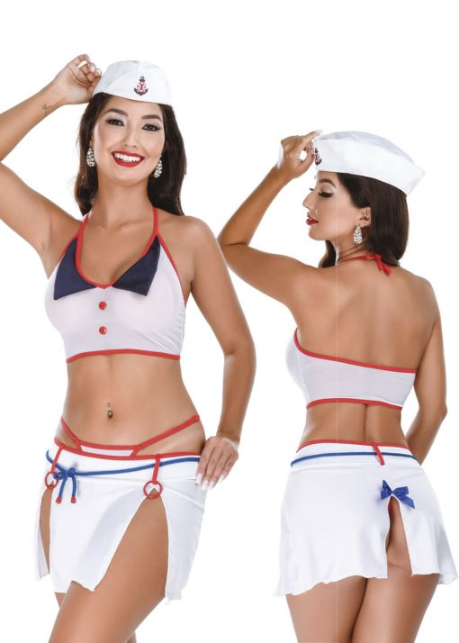 HF025 Desire Sailor costume Hot Flowers